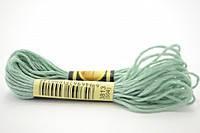 Нитки мулине CXC 504/3813 (Китай)