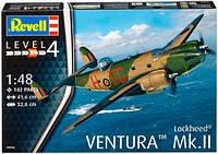 Бомбардировщик Lockheed Ventura Mk.II, 1:48, Revell (04946)