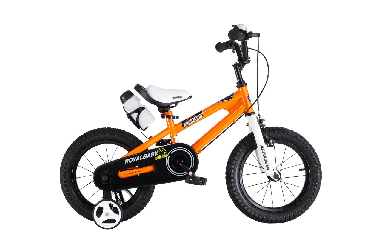 "Детский велосипед Royal baby freestyle 18"" (ST)"
