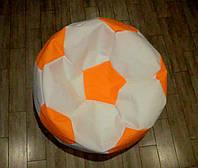 Бескаркасное кресло футбольный мяч.