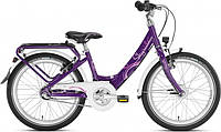 Двухколесный велосипед Puky Skyride 20-3 Alu 4446 white белый