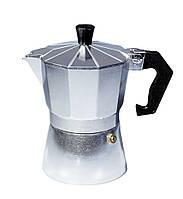 Гейзерная кофеварка 150мл Con Brio CB-6103