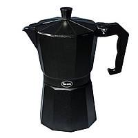 Гейзерная кофеварка 300мл Con Brio CB-6406