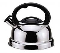 Чайник со свистком 3л Con Brio СВ-406