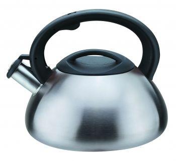 Чайник со свистком 3л Con Brio СВ-405 - матовый