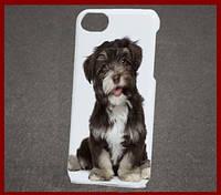 Печать фото на чехле для iphone 8 (3d)