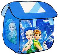 Детская игровая палатка SG7009 (М 3096) Холодное сердце (Frozen)
