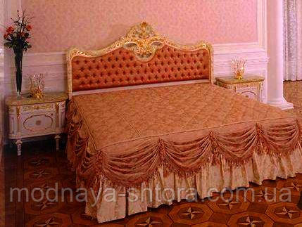 """Дизайнерское покрывало на кровать """"Версаль"""""""