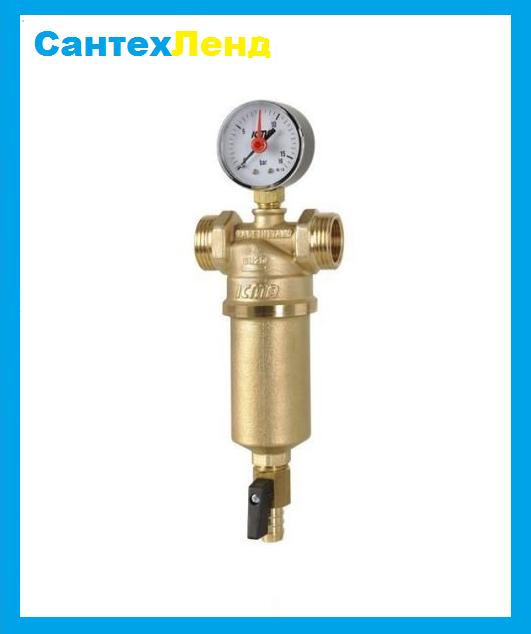Фильтр самопромывной для воды icma 750 D1*11/4 н.р.