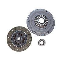 Комплект зчеплення (корзина, диск, вижимний) VW Caddy III 1.9TDI 55kW 04- 623 3239 00 LuK