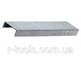 Скобы, 6 мм, для мебельного степлера, Тип 53, 1000 шт. MATRIX 411169