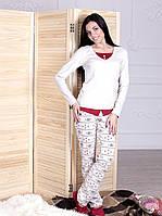 """Домашний костюм для дома (пижама) """"Рождество"""""""