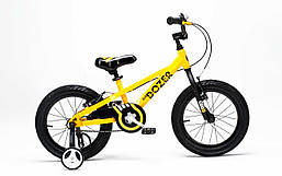 "Детский велосипед Royal baby bull dozer 18"" (ST)"