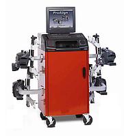Б/У оборудование для СТО, Hunter PA130/DSP504 (2010г/в) с инфракрасной измерительной системой