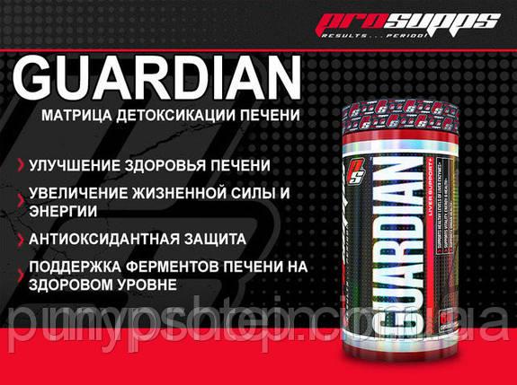 Для поддержания и восстановления печени ProSupps Guardian 60 капс., фото 2