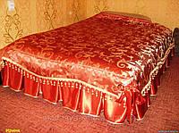 """Дизайнерское покрывало на кровать """"Безупречность"""""""