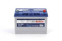 Аккумулятор Bosch S4 Silver Asia 12V 95Ah 830A [-/+] 306x173x225