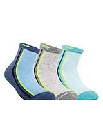 Носки детские спортивные Conte ACTIVE размер 18, 134, с укороченым паголенком, 72% хлопок