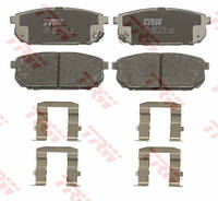 Колодки задние дисковые KIA SORENTO I/II 02- 583023ED00