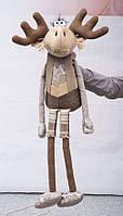 Интерьерная мягкая игрушка Лось Gaspar / Гаспар