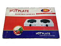 Электроплита двухконфорочная HOT-PLATE