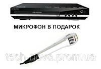 DVD-плеер SATURN ST-DV7731  + микрофон в подарок (USB порт, караоке, ПДУ)
