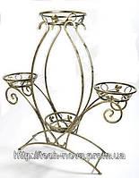Подставка для цветов Турино (на 4 вазона)