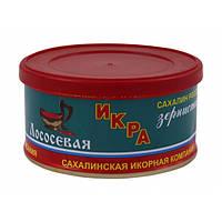 Икра красная форели СИК, 140 грамм, Сахалин