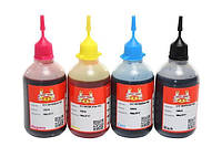Фото-чернила для Epson Stylus T27 Lucky Print (4*100 ml)