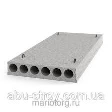 Плита перекриття ПК 37-12-8 доставка Київ,Київська обл.