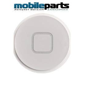 Оригинальная Кнопка Домой (home button) для Apple iPad Mini (Белый)