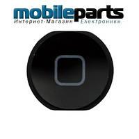 Оригинальная Кнопка Домой (home button) для Apple iPad Mini (Черный)