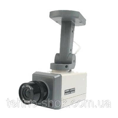 Поворотная камера муляж 586 /003/018 + датчик движения