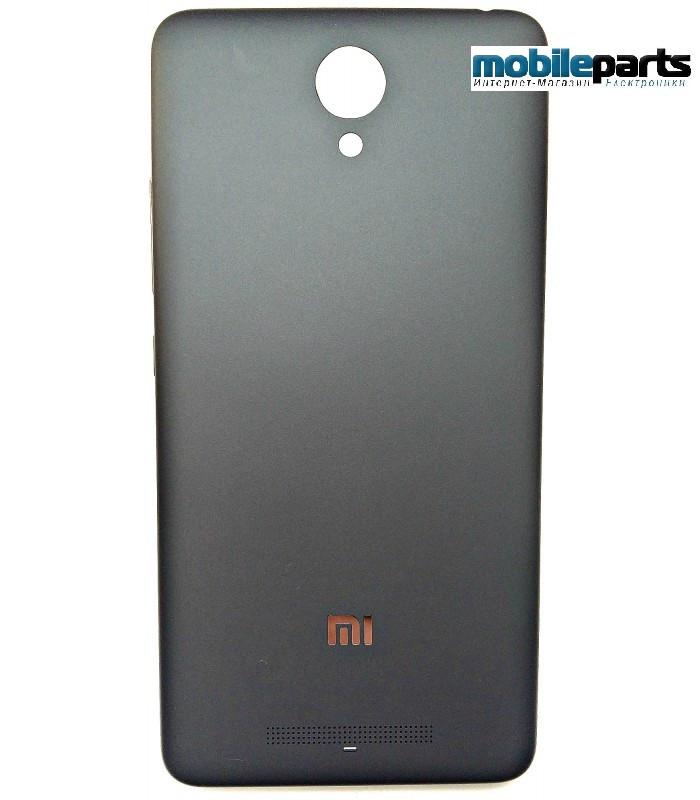 Оригинальная задняя крышка для Xiaomi Redmi Note (Черный)