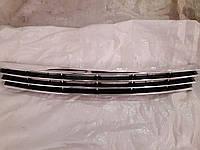 Решетка радиатора на Приору хромированная