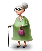 Любовь к очкам в любом возрасте: в рекламе снялась 94-летняя модель