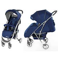 Прогулочная коляска CARRELLO Perfetto (алюминиевая рама) Blue