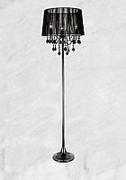Торшер в классическом стиле (20-7003BL-3 BL BLACK)