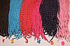 Шнурки круглі 100см зі штрихом
