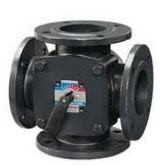Смесительный клапан ESBE 4F (DN50, Kvs 60,0) фланцевый, четырехходовой