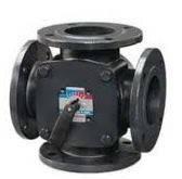 Смесительный клапан ESBE 4F (DN80, Kvs 150,0) фланцевый, четырехходовой