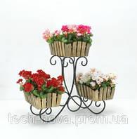Подставка для цветов  Горка Кантри 3