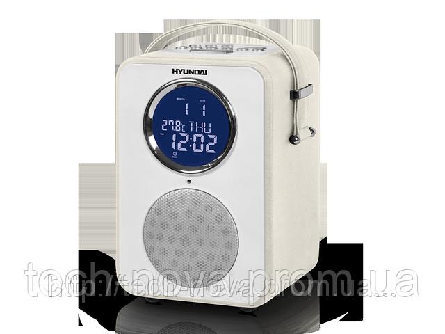 радиоприемник цифровой hyundai h-1624 киев