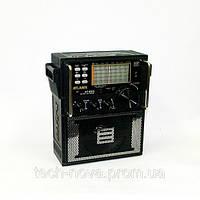Радиоприемник всеволновой Atlanfa AT-893 (ПДУ, караоке, USB, SD)