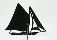 Флюгер Яхта (флюгер на крышу)