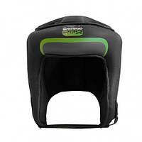 Боксерский шлем Bad Boy Pro Series 3.0 Open Green XL
