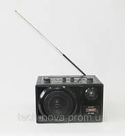 Радиоприемник всеволновой Atlanfa AT-892 (ПДУ, USB, SD) бумбокс, фото 1