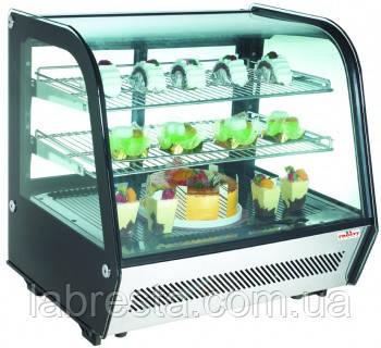 Витрина холодильная EWT INOX RTW 120L