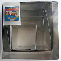 Квадрат  для гарнира набор 5 шт