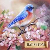 Папертоль Весенняя пташка РТ150101